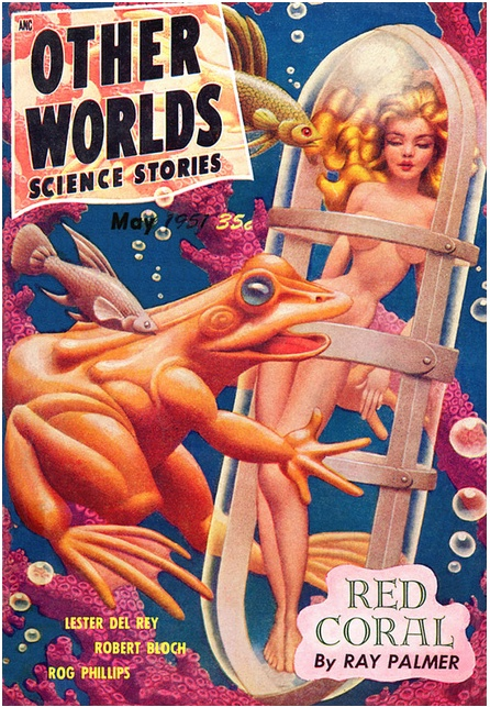 Adventures in Science Fiction Cover Art: Imprisoned in Glass Vials (of the…