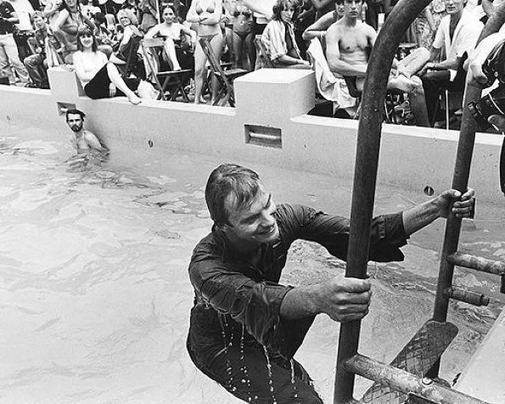 Сила в плавках: лучшие пляжные фото знаменитостей • НОВОСТИ В ФОТОГРАФИЯХ
