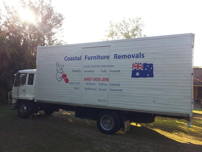 Gold Coast furniture removals.