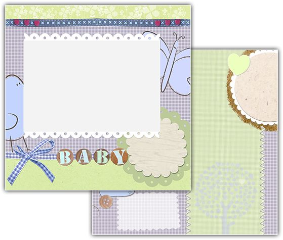 37 Best Scrapbook Layouts And Templates Images