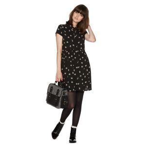 H! by Henry Holland Black panda print shirt dress- at Debenhams Mobile