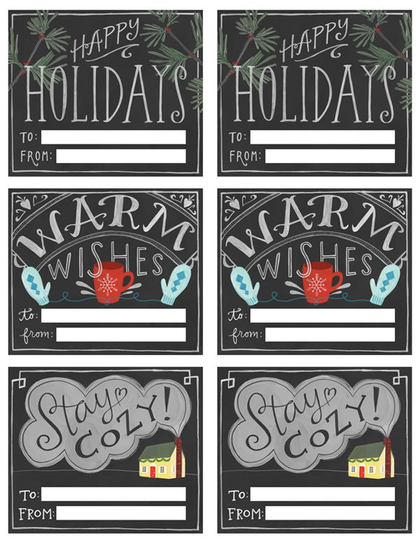 HEY LOOK: LOVELY HOLIDAY FREEBIES: PRINTABLES FROM AROUND THE WEB