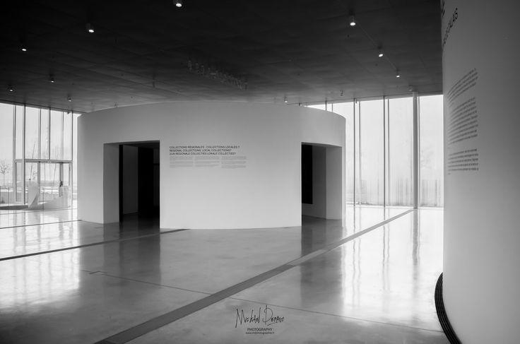 Louvre-Lens Museum | Pavillon de verre | Flickr - Photo Sharing!
