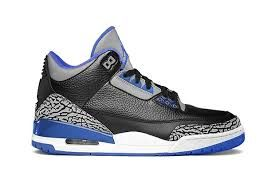 Authentic Air Jordan Retro 3 Sport Blue For Sale Online Free Shipping  http://www.theblueretros.com/