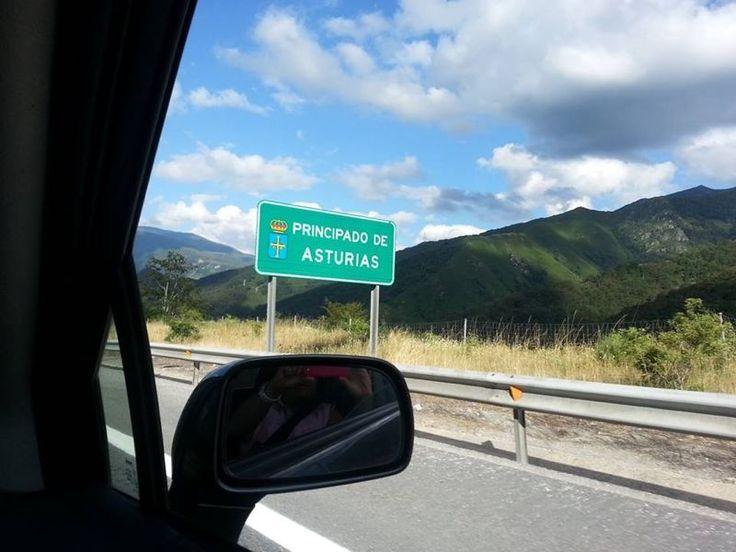 Camino a Aquasella Festival