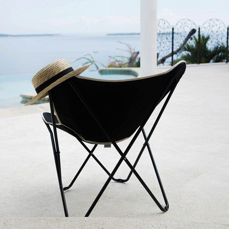Santa Cruze Folding Butterfly Beach Chair $79 available now www.lovinsummer.com.au