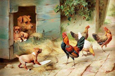 78 Best Images About Art Edgar Hunt 1876 1955 On