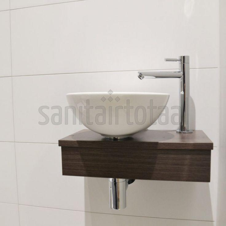 Landelijk fonteintje toilet