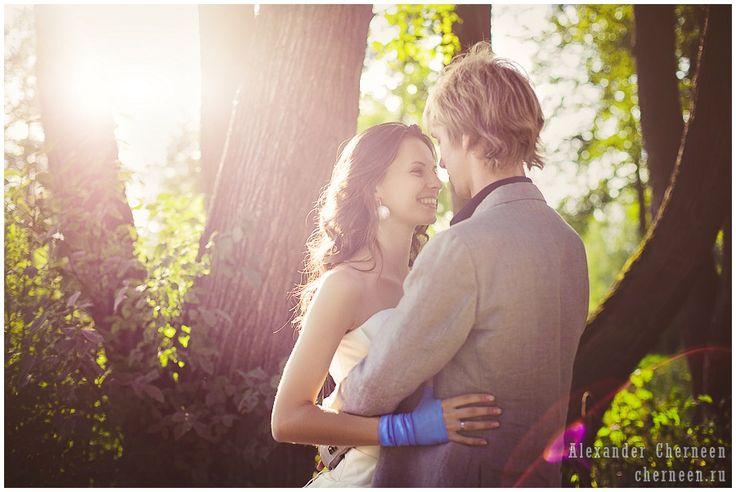 Шикарная августовская свадьба
