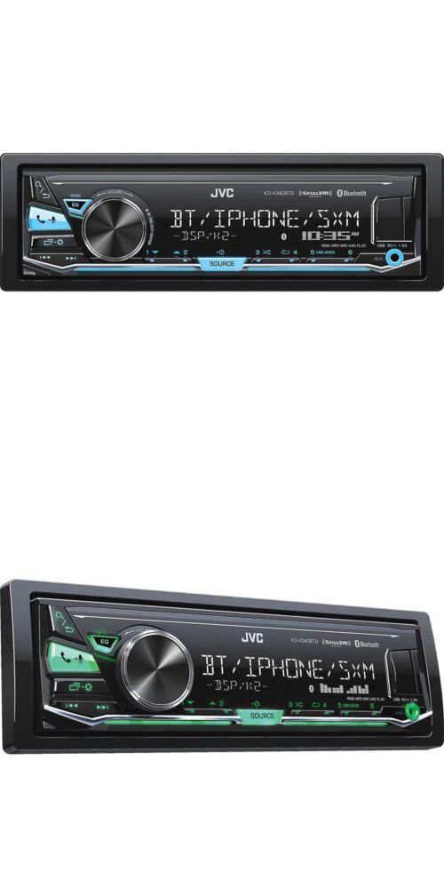 Car Audio In-Dash Units: Jvc Single Din Digital Media Receiver With Bluetooth Usb Aux Siriusxm Ready -> BUY IT NOW ONLY: $74.36 on eBay!