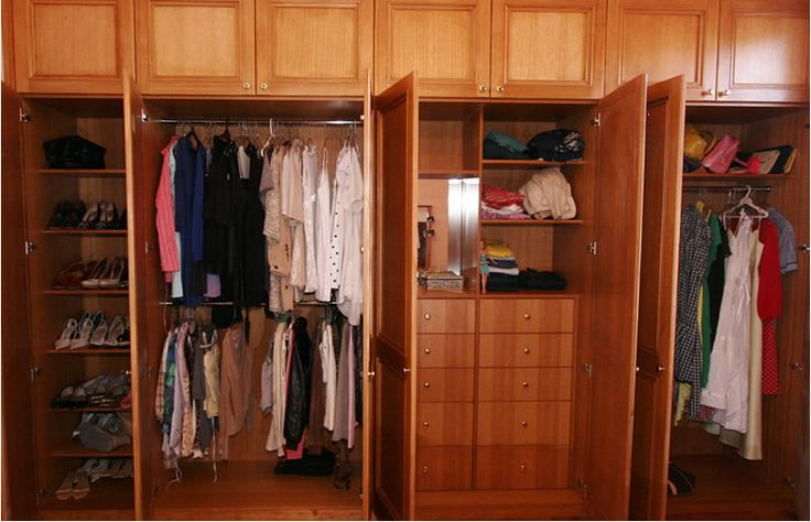 Built In Wardrobe With Dressing Table Google Search