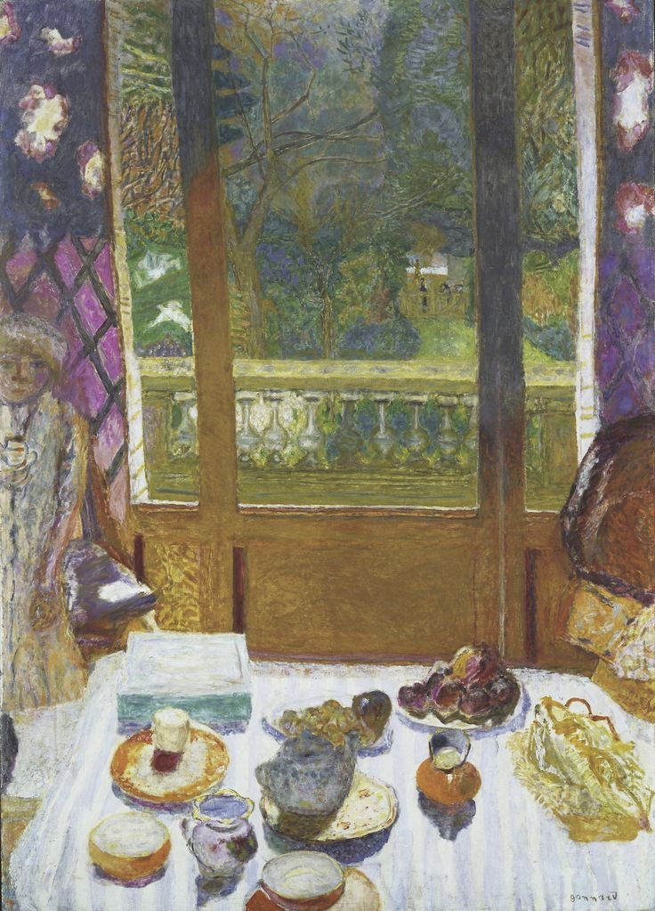 pierre bonnard dining room in the country your