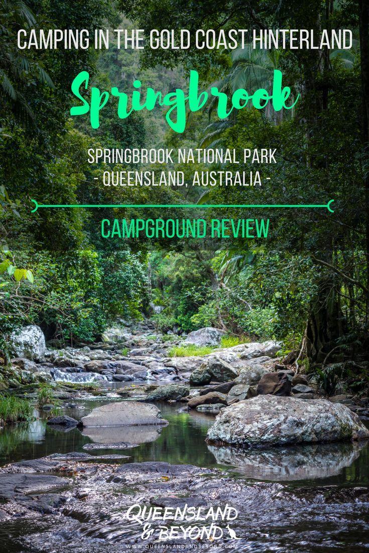 Springbrook National Park: Camping Review | Australia travel
