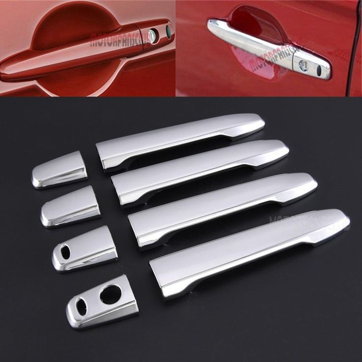 awesome Awesome US STOCK Chrome Door Handle Cover For Mitsubishi Outlander 2013-2017 2018 Check more at http://24carshop.com/cars-gallery/awesome-us-stock-chrome-door-handle-cover-for-mitsubishi-outlander-2013-2017-2018/