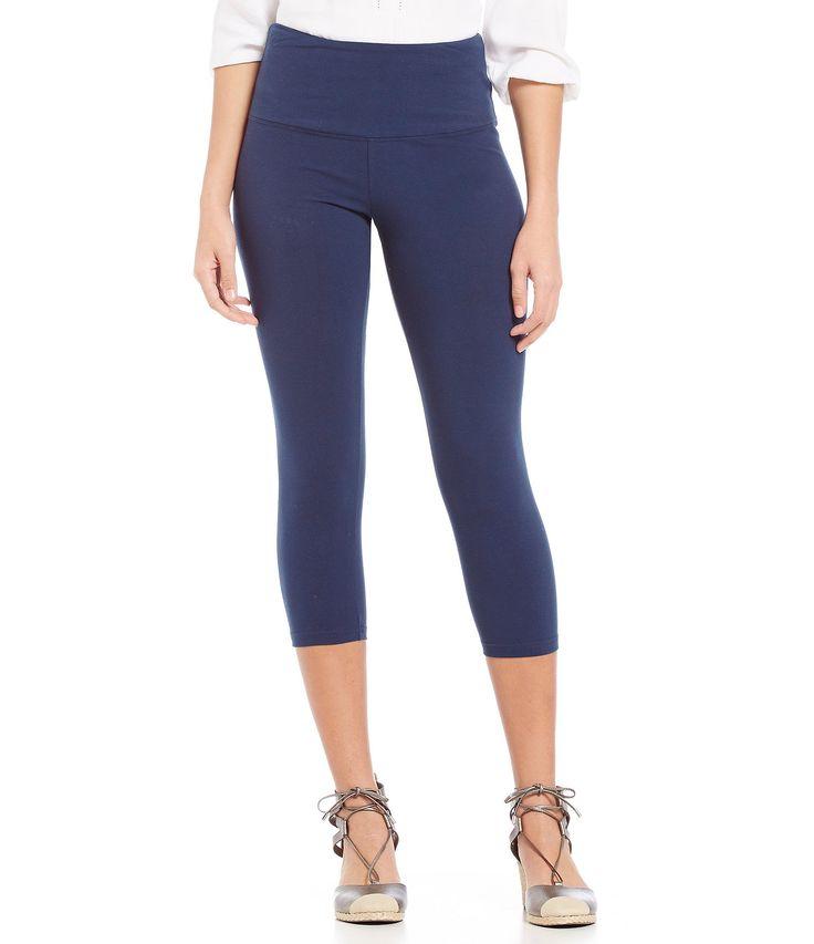 Intro Love the Fit Capri Leggings #Dillards