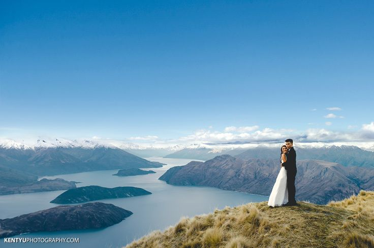 Queenstown & Tekapo Pre-Wedding by Kent Yu Photography on OneThreeOneFour 5