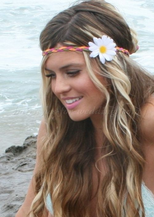 Beach Wedding Hairstyles For Weddings
