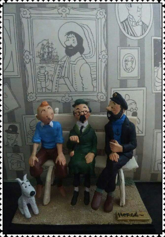 Tintin Calculus Haddock