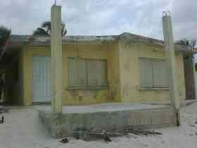 OUR  BEACH HOUSE BEFORE RENOS!!!!!! CHELEM YUCATAN / YUCATáN