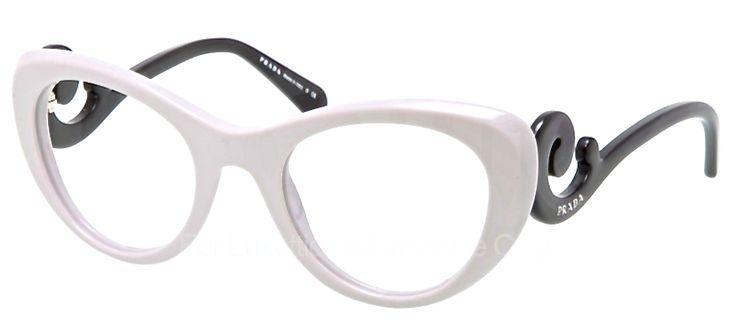 PRADA 06QV MINIMAL BAROQUE #Prada #Gafas #GafasGraduadas