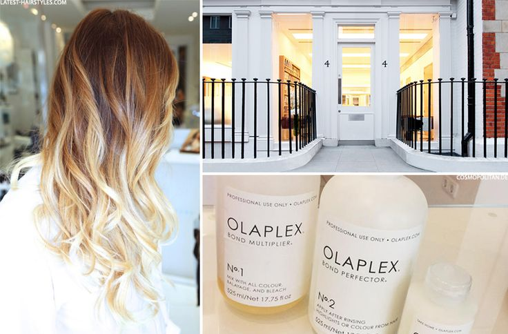 Olaplex Hair Treatment At John Frieda | sheerluxe.com