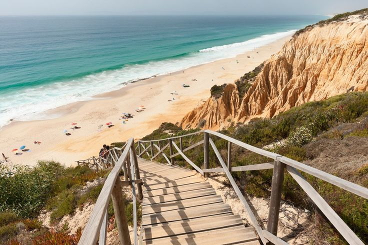 A summer scene is ramping up on Portugal's West Coast, as artists, a-listers and surfers revel in the beach-shack vibe of Comporta