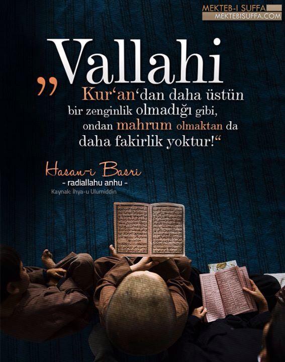 KURAN-I KERİM Hasan ı Basri