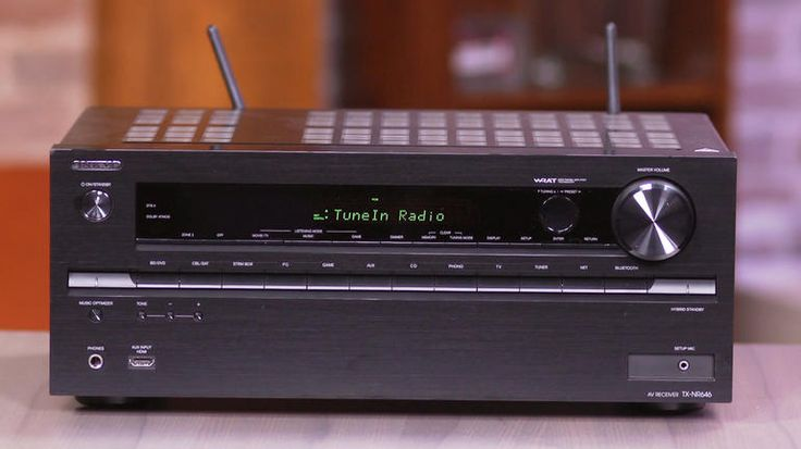Considering the Onkyo TX-NR646's generous feature set and superlative sonic skills, it's one heck of a value.