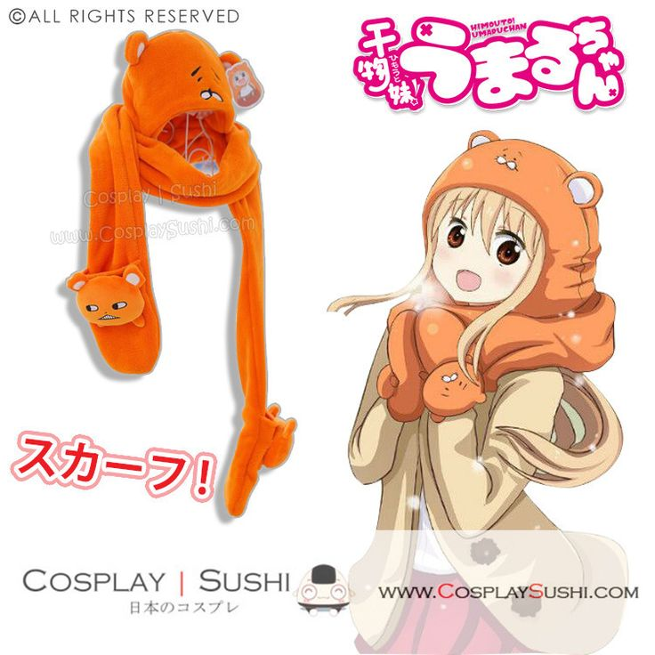 Grab our NEW Umaru Doma Flannel Scarf~  SHOP NOW ► http://bit.ly/1LpeCnq Follow Cosplay Sushi for more cosplay ideas! #cosplaysushi #cosplay #anime #otaku #cool #cosplayer #cute #kawaii #Scarf #HimoutoUmaruChan #Waifu