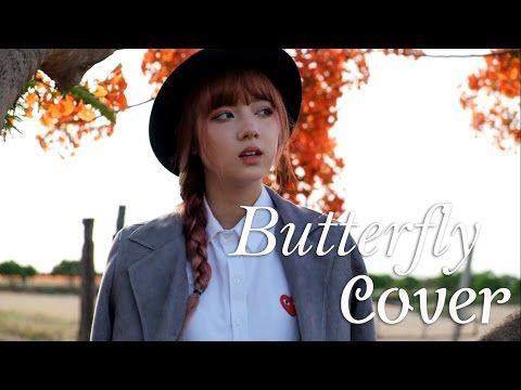 Butterfly - BTS cover by Jannine Weigel - YouTube