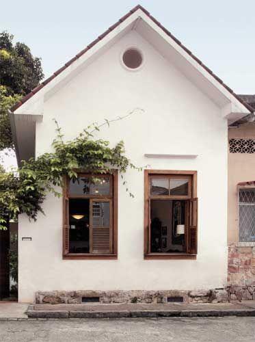 Casa de 91 m² em vila operária carioca - Casa