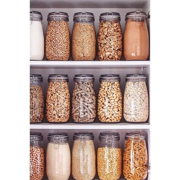 The Plasticfree Pantry Of Our Dreams