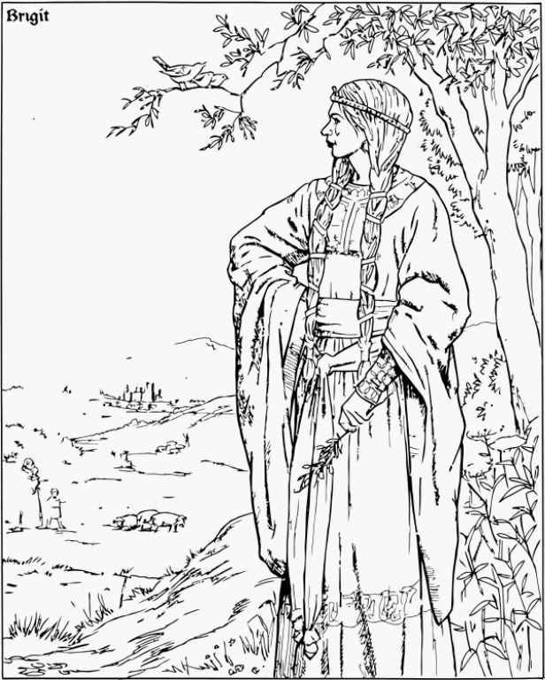 candlemas coloring pages | 1356 best images about Stuff to Color on Pinterest