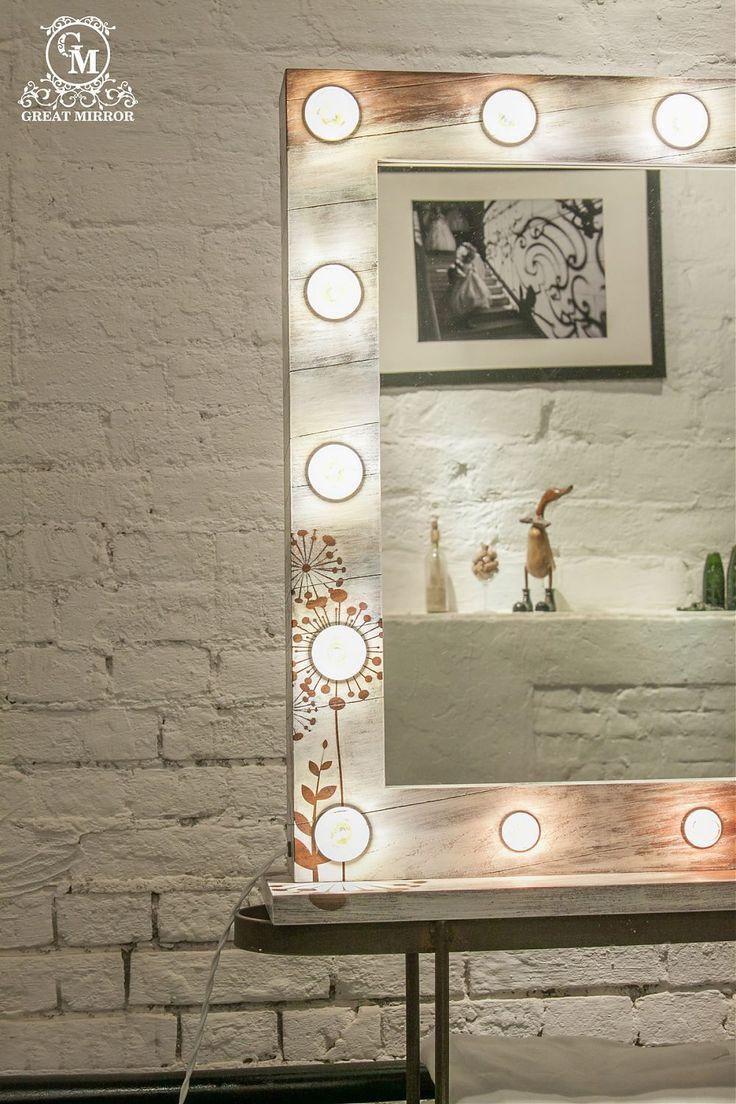 Купить гримерное зеркало модель Scandinavian dreams