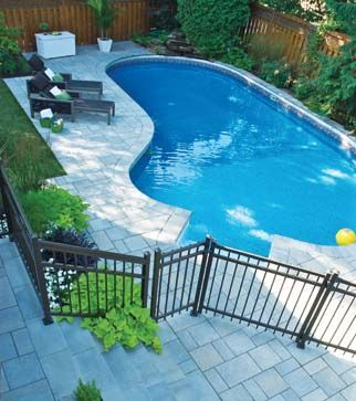 33 best images about piscine on pinterest above ground for Abri piscine quebec