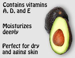 Benefits of avocado oil for skin