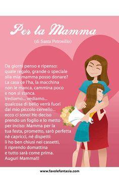 Per la mamma_Santa Petrosillo