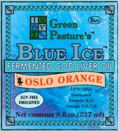 Cod Liver Oil - Green Pasture- fermented cod liver oil for the kid's teeth