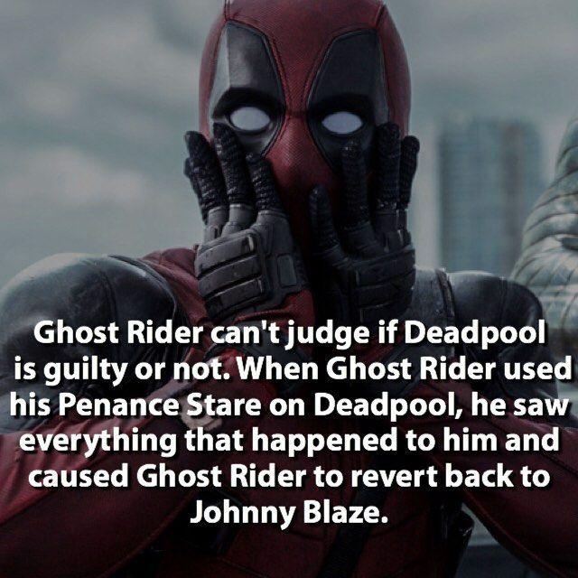 Don't mess with Deadpool.  #Deadpool by marvelousfacts
