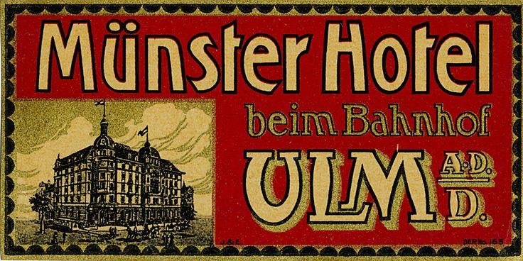 munster hotel ulm germany