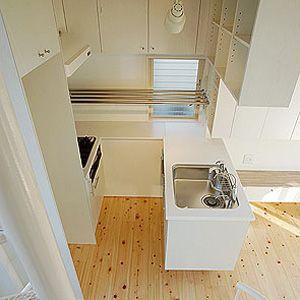 建築 デザイン | 傑作の狭小住宅20 | 2番目に小さい「ちっちゃな家」 | For M