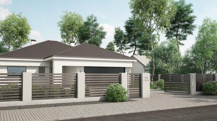Lekkość konstrukcji Ogrodzenie aluminiowe Minor to świetny projekt dla domów stanowiących połączenie klasyki z nowoczesnością. Węższy niż w przypadku pozostałych ogrodzeń profil przęsła 100 mm nadaje konstrukcji lekki i stonowany charakter. Płot aluminiowy Minor nada twojej przestrzeni życia nową jakość.