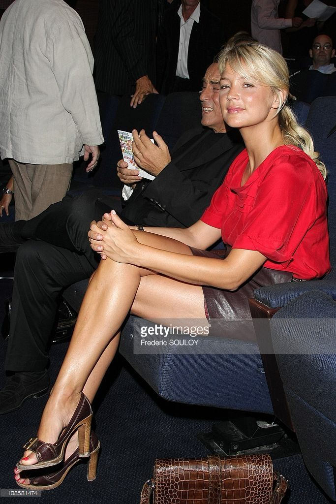 Photo d'actualité : Virginie Efira in Paris, France on August 27,...