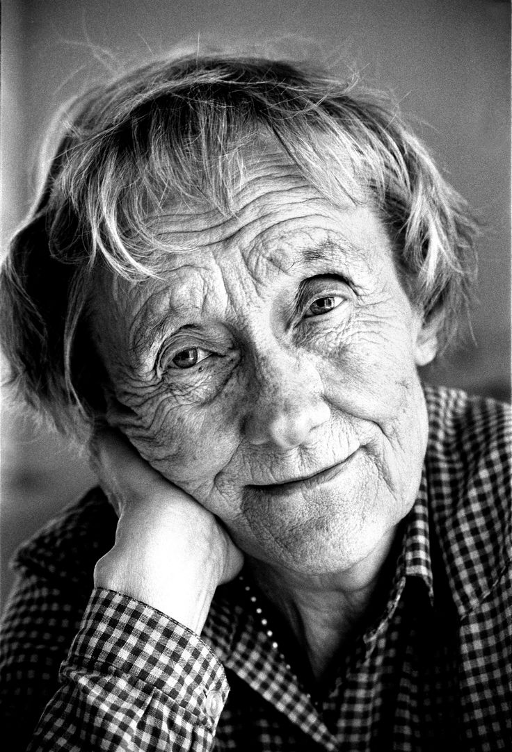 Astrid Lindgren - Sweden's most famous and influential author of children's literature.
