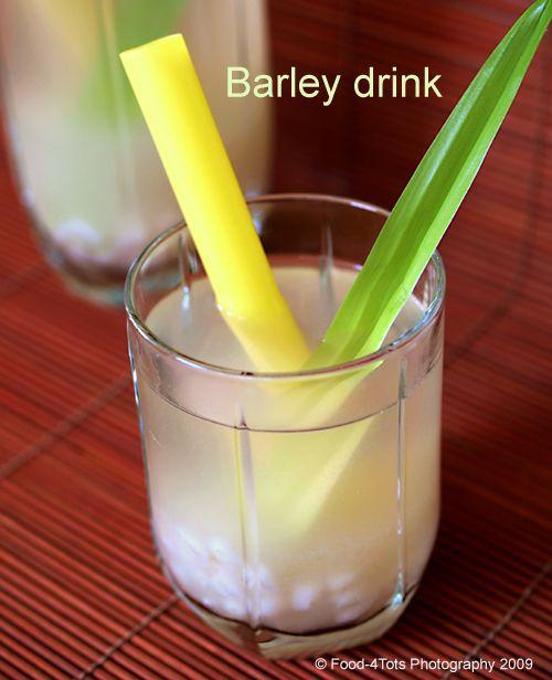Barley Water! fjewiuaoqfhewjnkmadsjebrafauiwehdsjk >.< That's the LAST straw. Have to go back to Sg ASAP. This stuff is so refreshing.