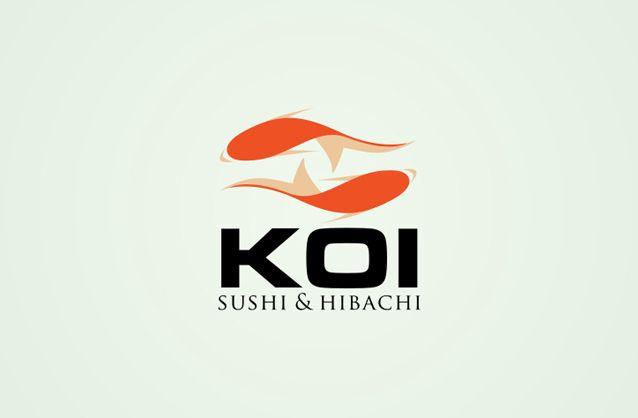 Logo Design Sample | Logo Asia | Modern style japanese restaurant ...
