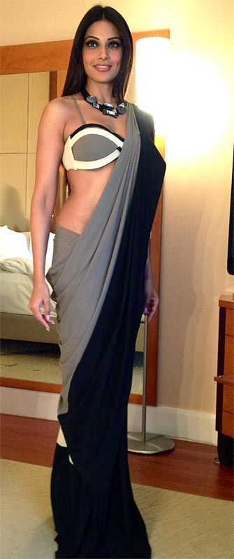love the sari and blouse and love her even more!!!!!
