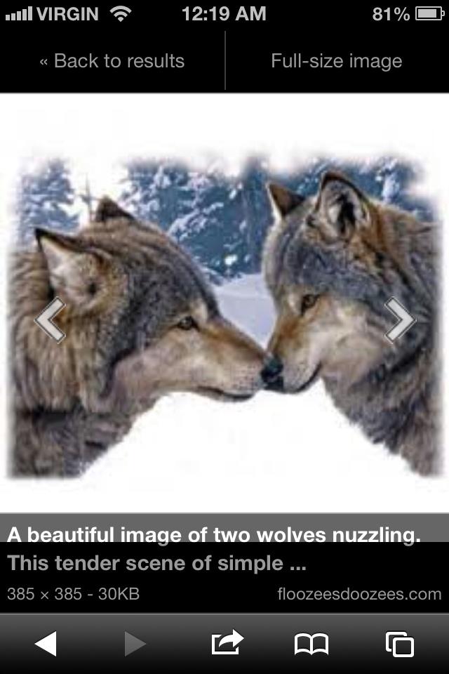 Wolf tattoos idea