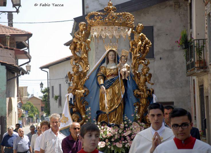 https://flic.kr/p/wrRsuz | La festa del paese | Processione della Madonna del Carmine