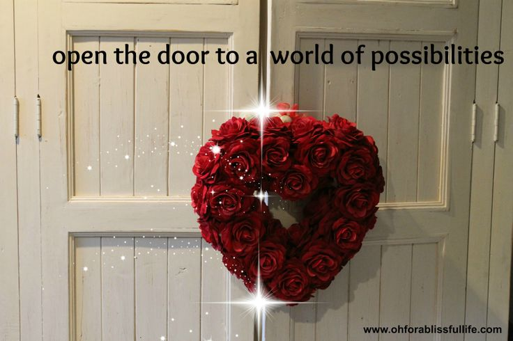 Open the door to a world of possibilities